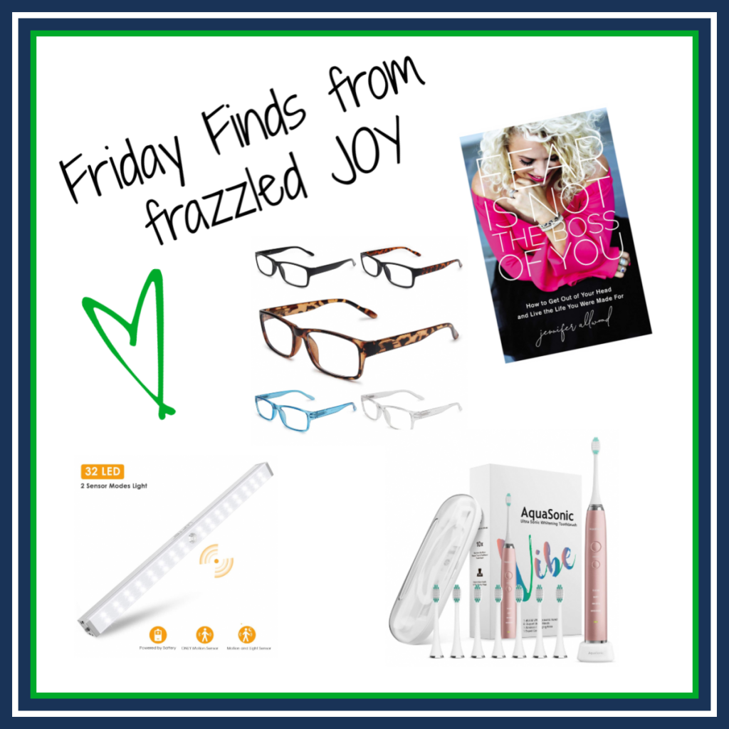 Friday Finds from frazzled JOY