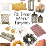 Fall Decor Without Pumpkins