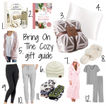 Bring On The Cozy Gift Guide
