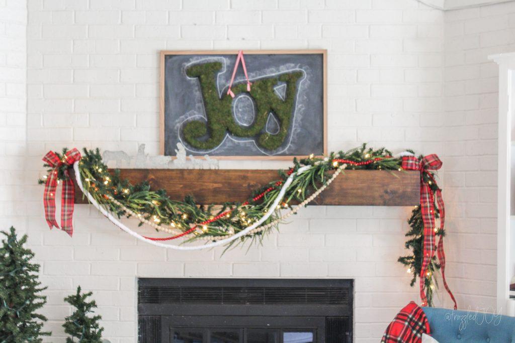 Christmas at frazzled JOY 2020